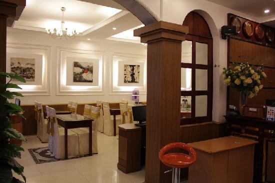 Lluvia Hotel Hanoi: Lobby