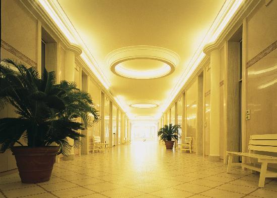 Apollo Hotel Terme: reparto dedicato alla cura termale