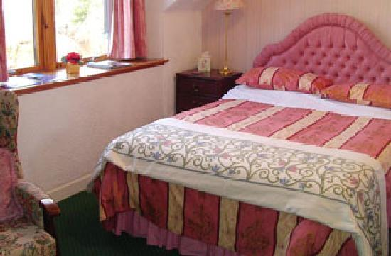 Seafield Lodge Hotel: Guest Bedroom
