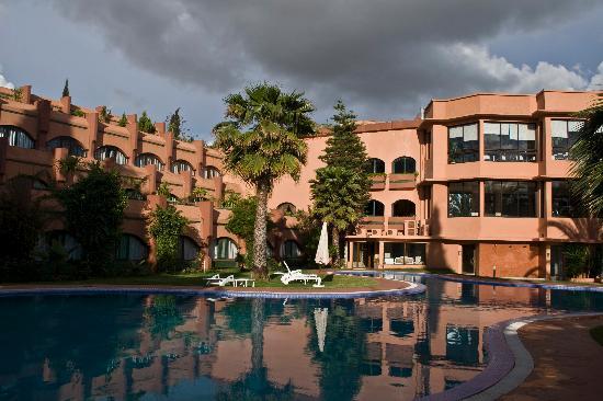 Zaki Hotel: Hotel Zaki Meknès
