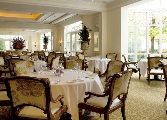 InterContinental Dublin: Seasons Restaurant