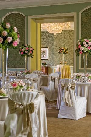 InterContinental Dublin: Junior Ballroom Wedding