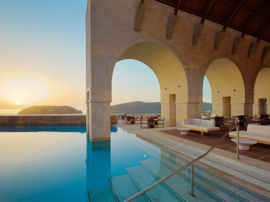 Blue Palace, a Luxury Collection Resort & Spa, Crete: Arsenali Lounge Bar