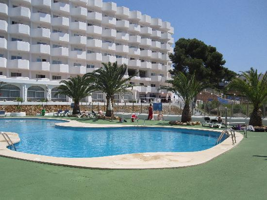 Hotel Marina Corfu: Pool area