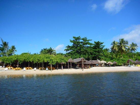 Ilha de Boipeba, BA: The island