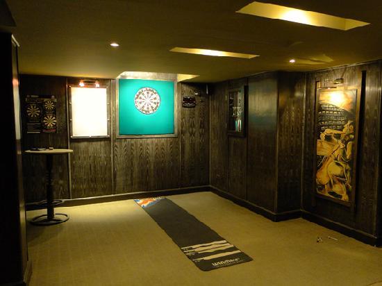 Havana Hotel: darts