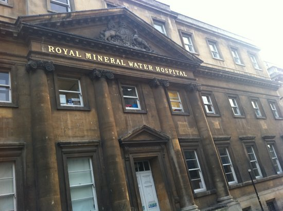 ‪Royal Mineral Water Hospital‬