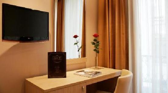 Hotel Lebron: Chambre