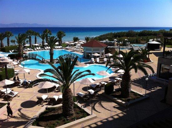 D'Andrea Mare Beach Resort : Room view