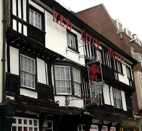 Photo of Brook Red Lion Hotel Colchester