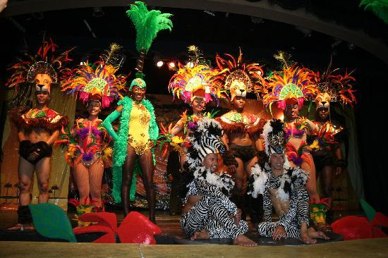 Sirenis Punta Cana Resort Casino & Aquagames: Soirée 1
