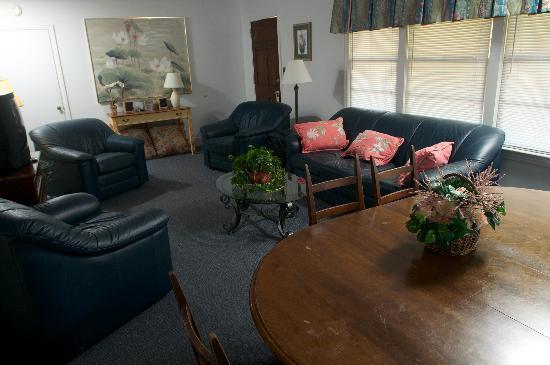 Holiday Shores Motel, Oceana Resorts: Livingroom in house