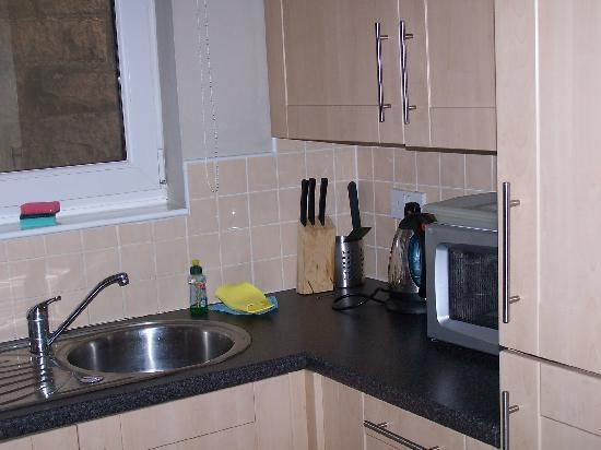 Drumorne Guest House: cocina