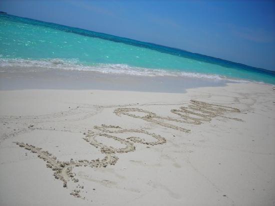 Posada Macondo: Spiaggia di Krasky