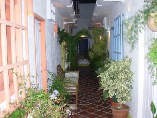 Posada Macondo: Verso le stanze