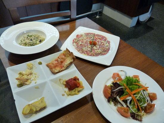 Restaurante Xaloc : Quelques tapas