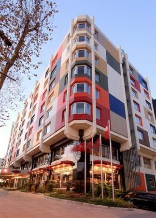 Ramada Istanbul Old City Hotel: Ramada Hotel