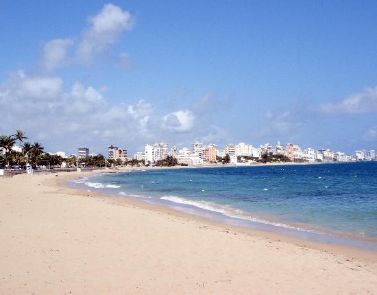 Coqui del Mar Guest House: Beach 2 minutes walk from Coqui Del Mar