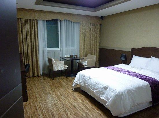 Benikea Ariul Hotel: スタンダードダブル