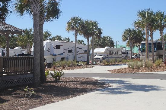 Carrabelle Beach, an RVC Outdoor Destination: RVC