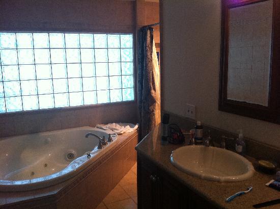 Cedar House: Master Bath