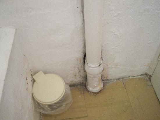 Langland Hotel: toilet