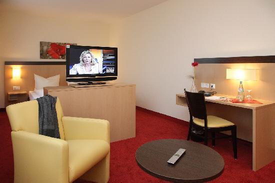 Montana Hotel Ellwangen: Suite