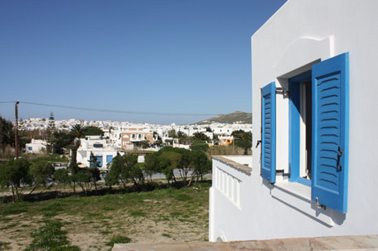 Naxos Edem Studios: exterior