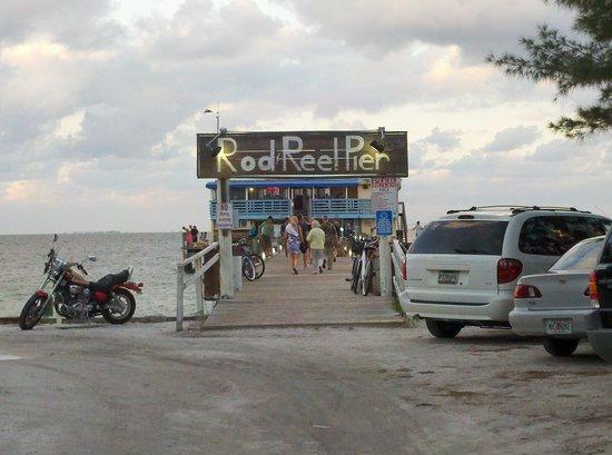 Rod & Reel Pier: Rod and Reel Pier
