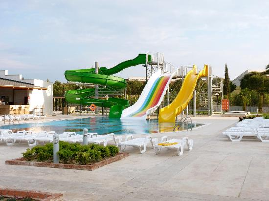 Venosa Beach Resort & Spa: slides