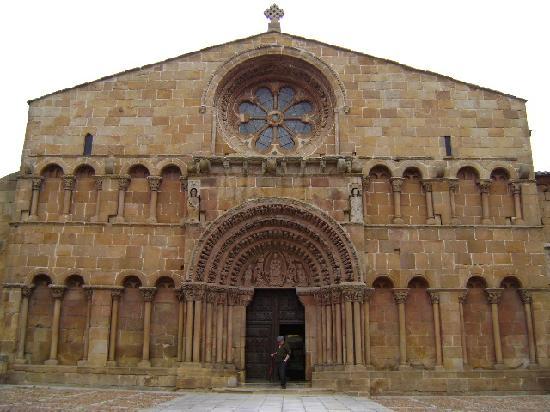 Iglesia de Santo Domingo, Soria.