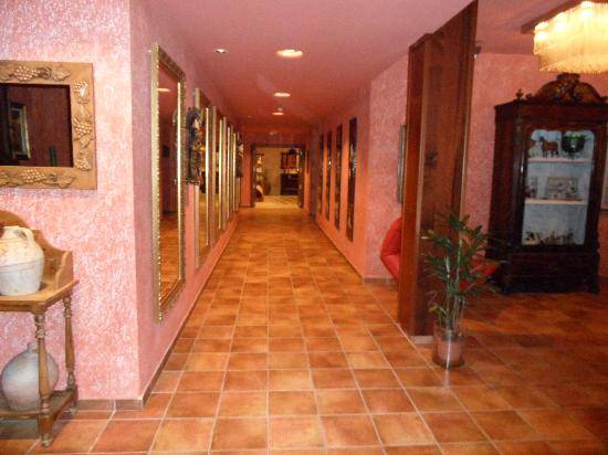 Salles Hotel & Spa Cala del Pi: Decoración