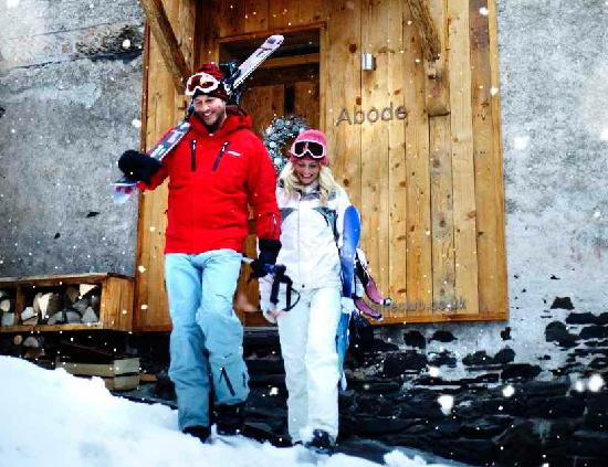 Chalet Abode - The Alpine Club : Perfect for families & friends
