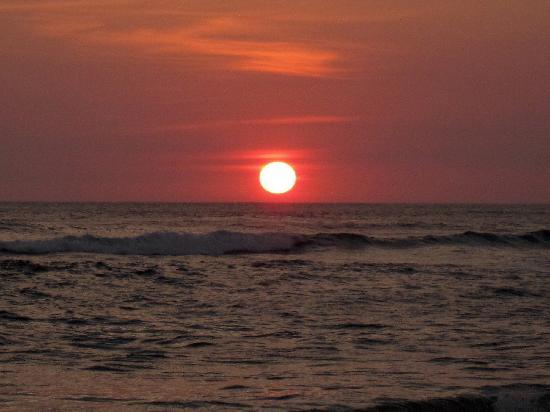 JW Marriott Guanacaste Resort & Spa: amazing sunsets