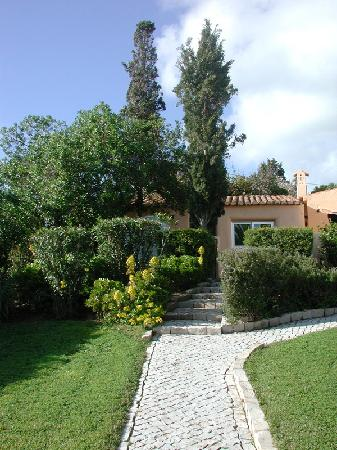 Quinta da Nina: My cottage - view from the garden