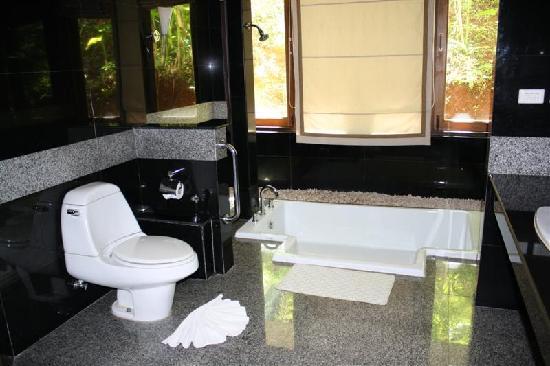 Krabi Resort: ห้องน้ำ