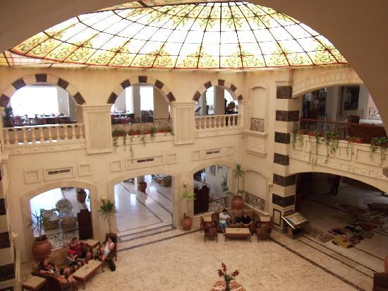 Imperial Shams Abu Soma Resort : Lobby