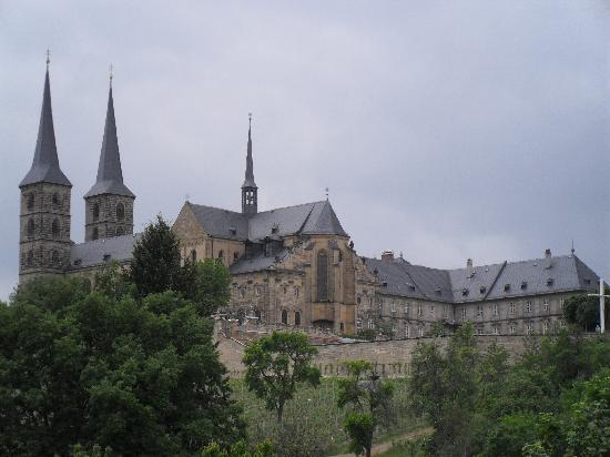 Bamberg Altstadt: the cathedral