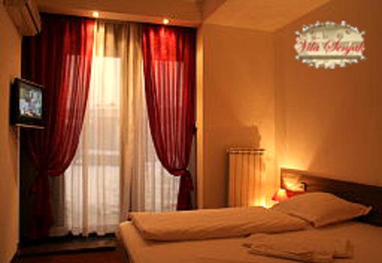 Vila Senjak Belgrade: stb room