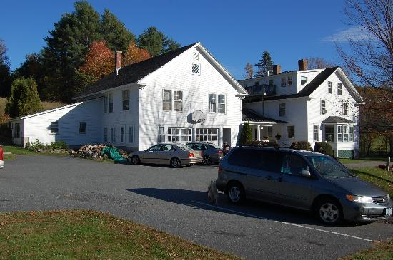 Trumbull House Bed and Breakfast : Trumbull House Inn, Hanover, NH