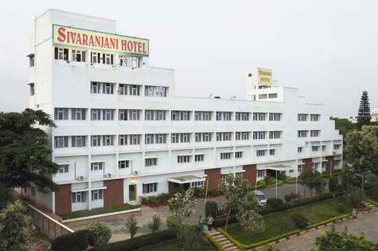 Hosur, Indien: Sivaranjani Hotel