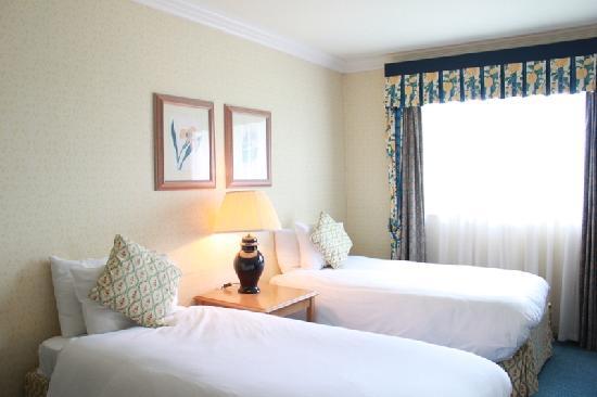 Blaby Westfield House Hotel: Brook Westfield House Hotel, Twin Bedroom