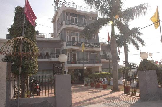 Ambala, Hindistan: Hotel Amar Palace
