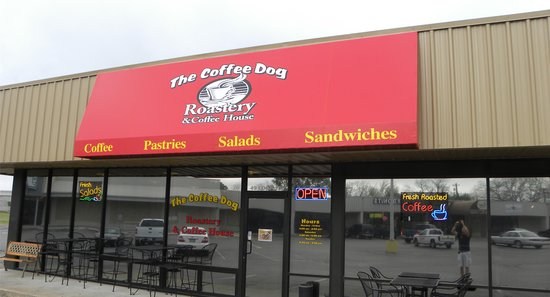The Coffee Dog Roastery & Coffee House