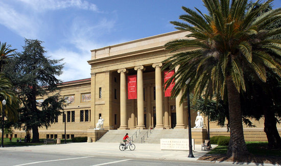 Пало-Альто, Калифорния: Cantor Arts Center at Stanford University. Photo by Marvin Wax, Palo Alto