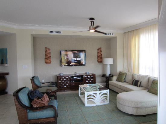 Hyatt Residence Club Sarasota, Siesta Key Beach: living room