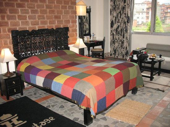 Hotel Heritage: Roomy confort