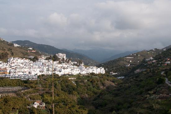 Hotel La Casa: The view north