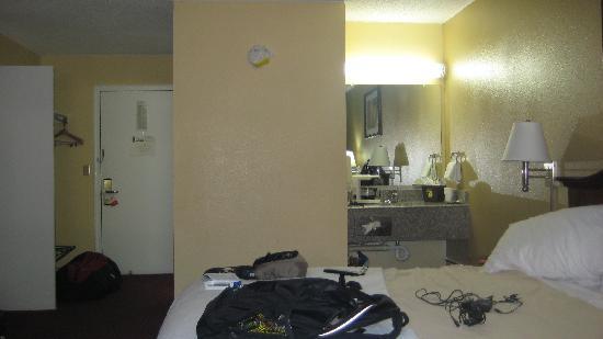 奧克拉荷馬州克林頓速 8 飯店照片
