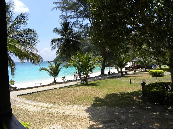 Perhentian Island Resort: From the chalet